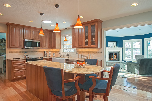 Kitchen - Edina, Mn.