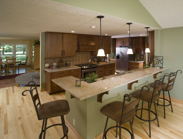 Kitchen - Highland Park, Mn.
