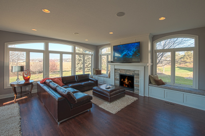Woodbury - Addition and Family Room